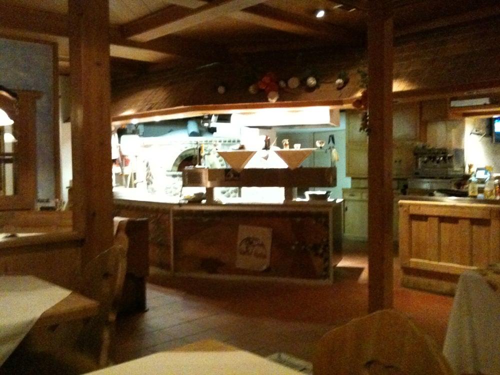 Pizzeria bella italia cucina italiana brandlberg for Bella j cucina