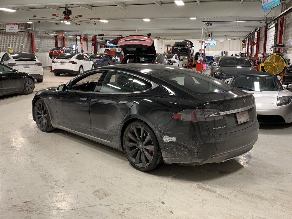 Tesla - Cleveland