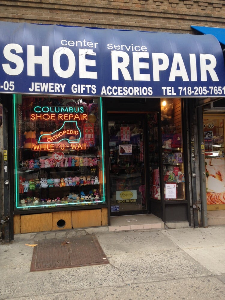 Shoe Repair In Jackson Heights Ny