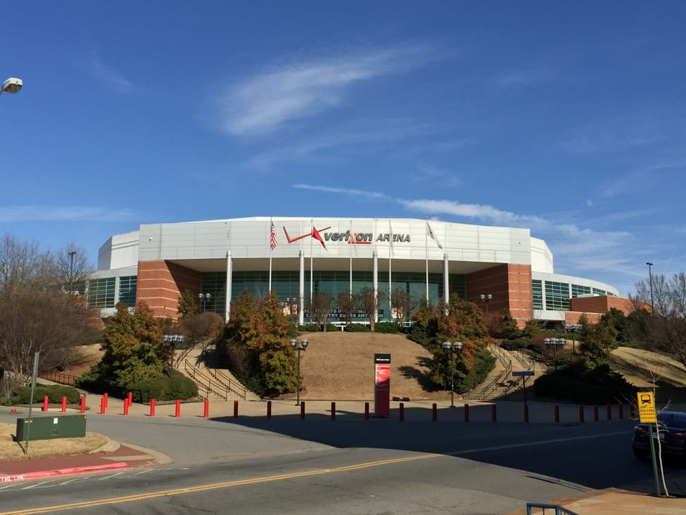 North Little Rock (AR) United States  city images : Arena Arena & Stadiums North Little Rock, AR, United States ...