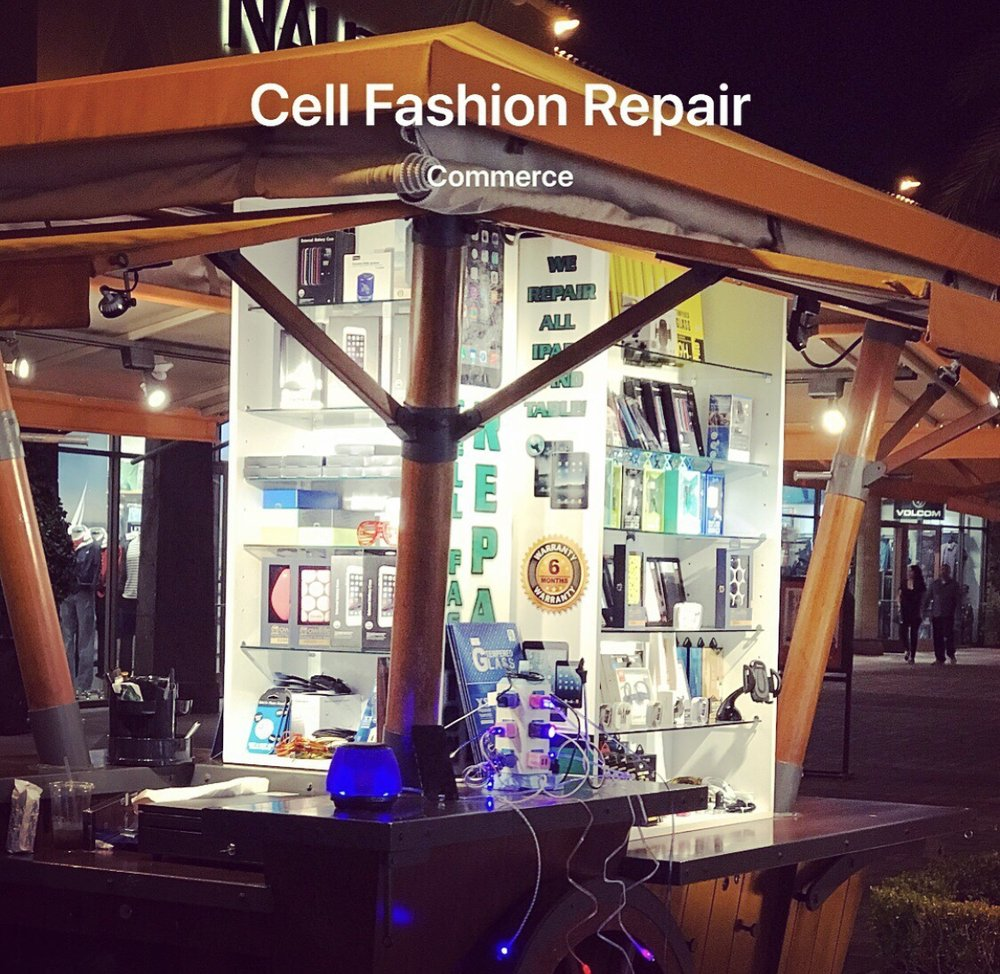 Cell Fashion Repair: 100 Citadel Dr, Commerce, CA