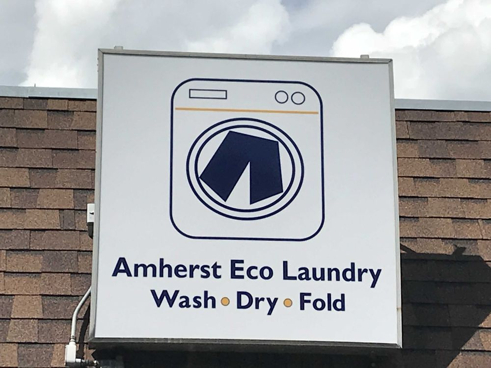 Amherst Eco Laundry: 326 College St, Amherst, MA