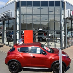 Car Dealers Wolverhampton >> West Way Nissan Wolverhampton Car Dealers 41 Birmingham Road