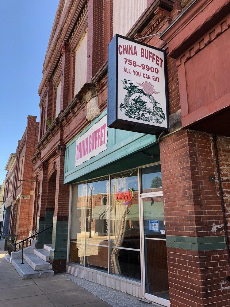 China Restaurant: 108 E 6th St, Okmulgee, OK