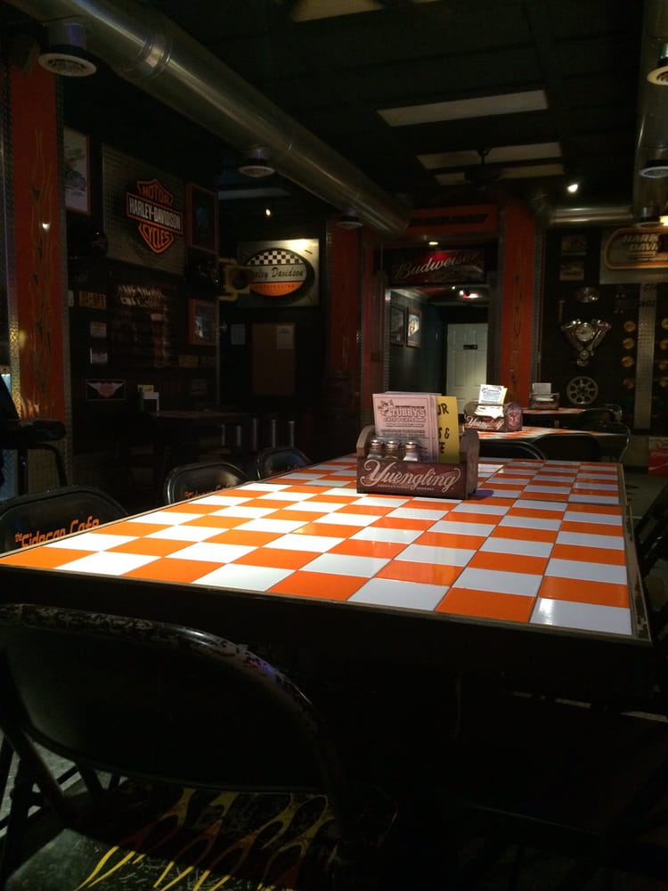 Tubby's Cafe: 269 Factory St, Clarksburg, WV