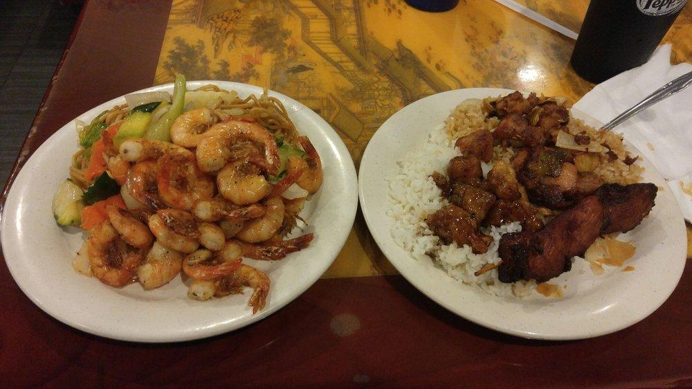 China Tang Buffet: 716 13th Ave SW, Quincy, WA
