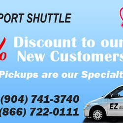 Photo Of E Z Airport Shuttle Jacksonville Fl United States Thanksgiving Special