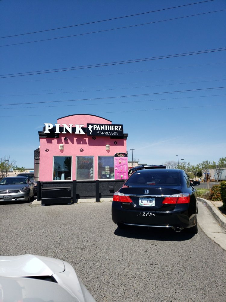 Food from Pink Pantherz Espresso