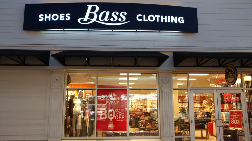 G.H.Bass: 80 Premium Outlets Blvd, Merrimack, NH