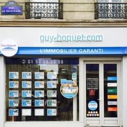 Guy hoquet agence immobili re 243 bis rue de vaugirard for Agence immobiliere guy hoquet