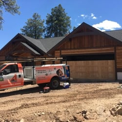 Great Photo Of A1 Garage Door Service   Tempe, AZ, United States. Installing New