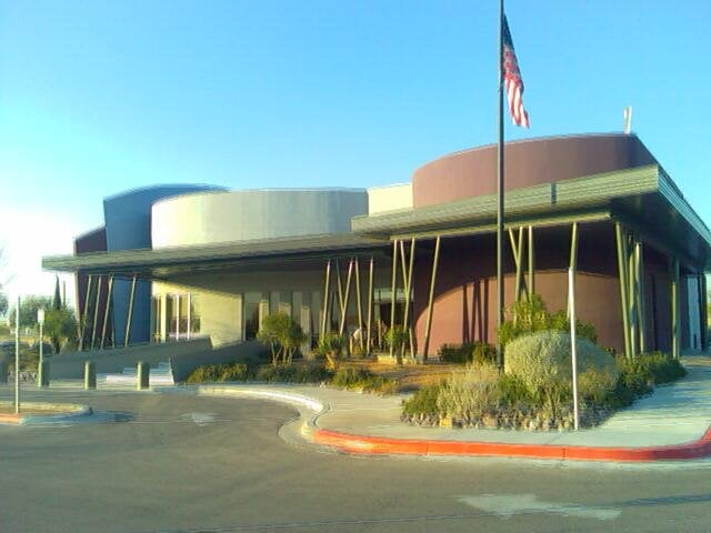 El Paso Public Library Mission Valley Branch