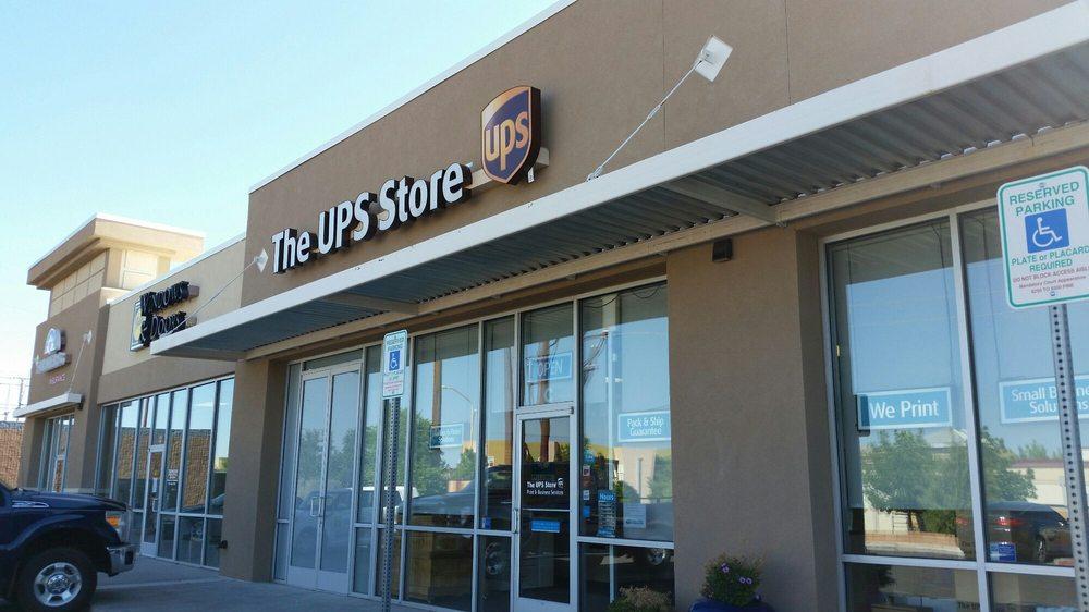 The UPS Store: 3201 Zafarano Dr, Santa Fe, NM