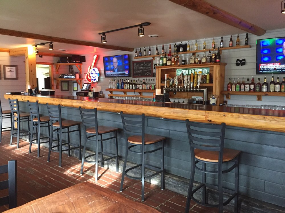 Blackiron bar and grill reviews american
