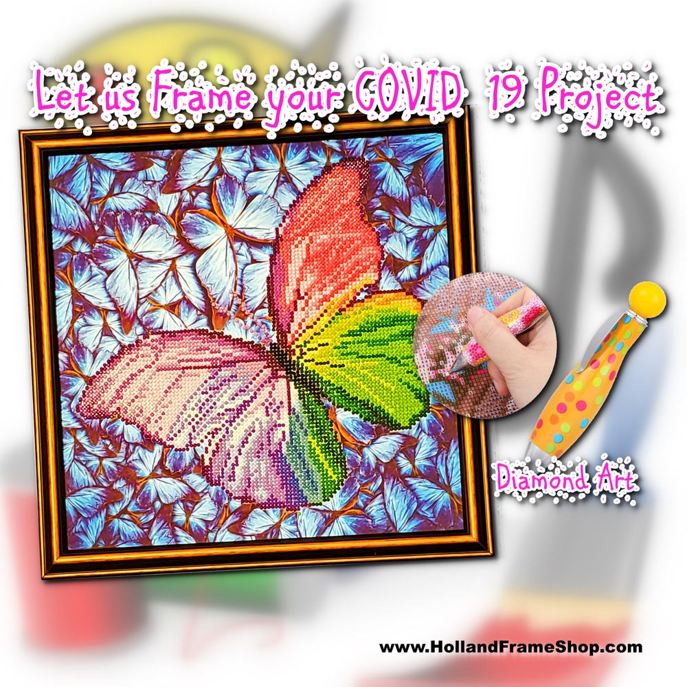 Frame Shop Art Gallery & Gifts: 909 S McCord Rd At Angola, Holland, OH