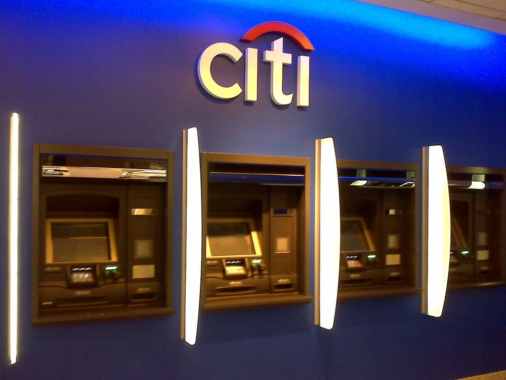 Find a citibank atm near me