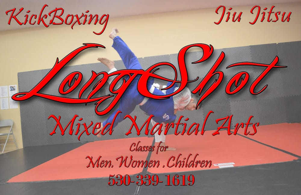 LongShot MMA: 37120 Main St, Burney, CA