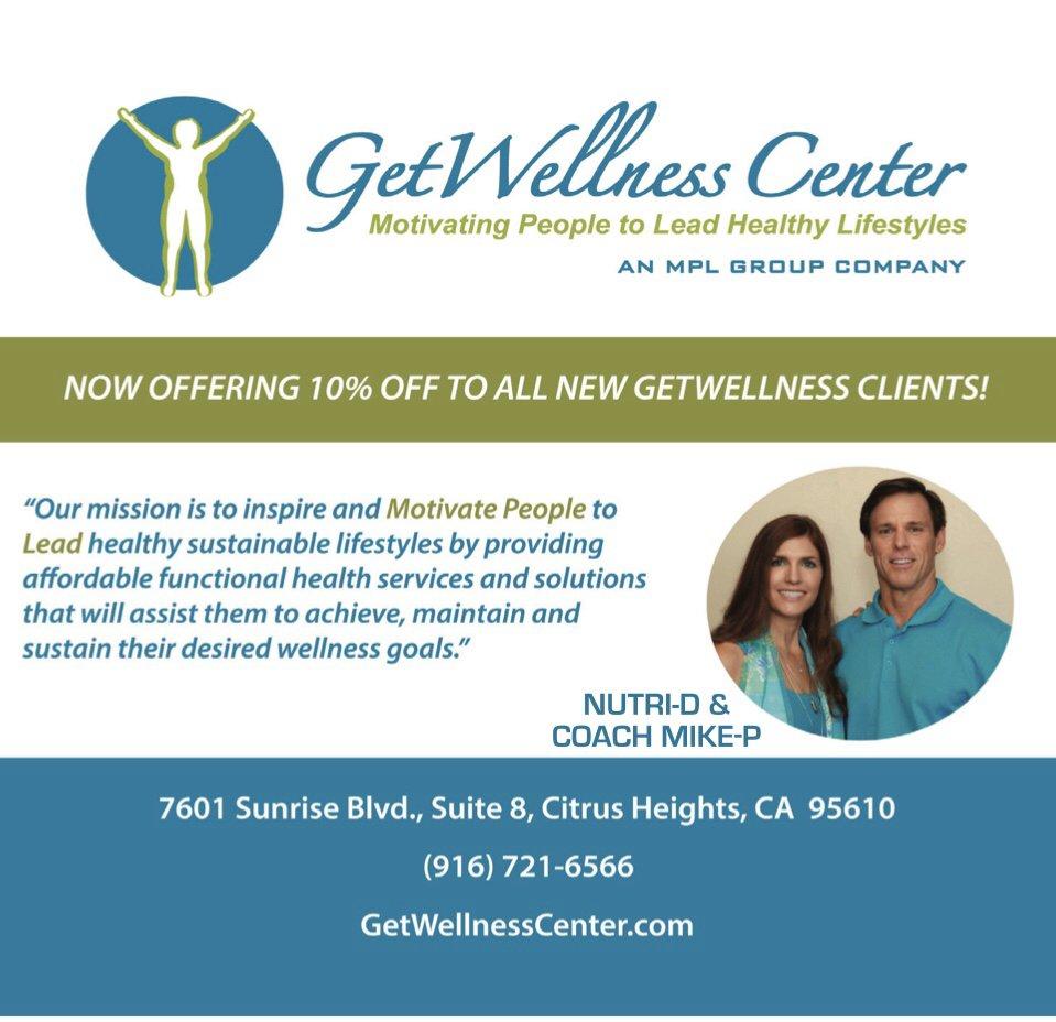 MPL Group's GetWellness Center: 7601 Sunrise Blvd, Citrus Heights, CA