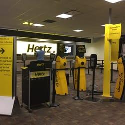 Hertz Car Rental Return Tampa International Airport
