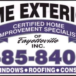 Home Exteriors Of Fayetteville Cerrado Instalaci N De Ventanas 6873 Raeford Rd