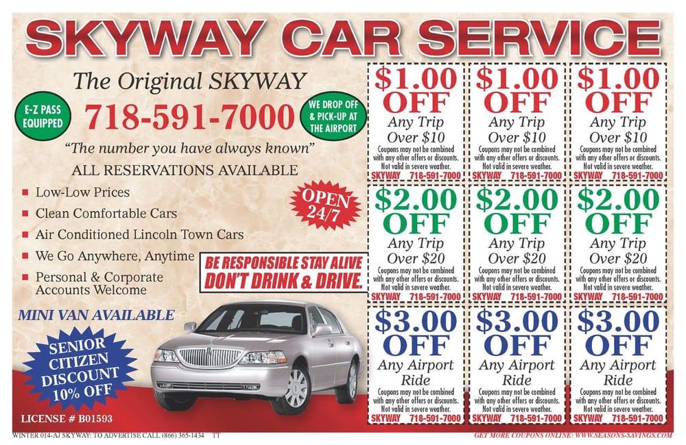 Skyway Car Service: 7733 164th St, Fresh Meadows, NY