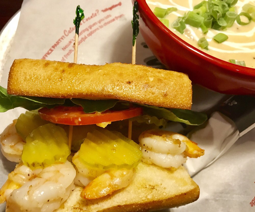Newk's Eatery: 2613 Gulf To Bay Blvd, Clearwater, FL