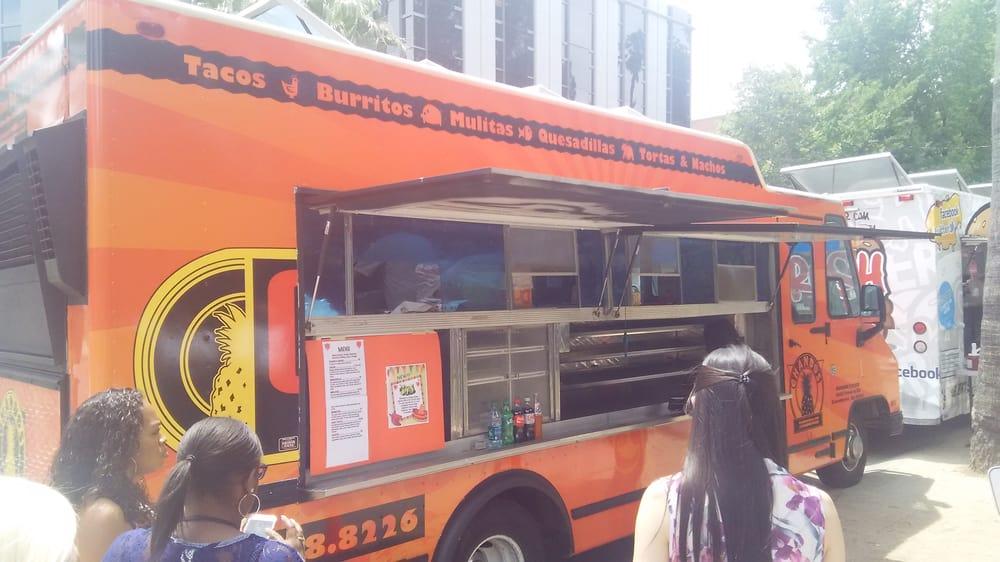 Fun Mexican Restaurants Rd Street