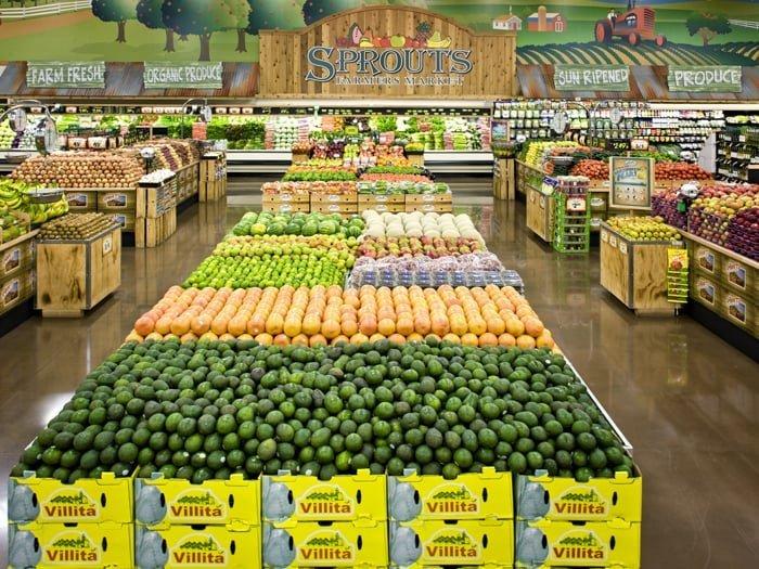 Sprouts Farmers Market: 9801 Gateway West Blvd, El Paso, TX
