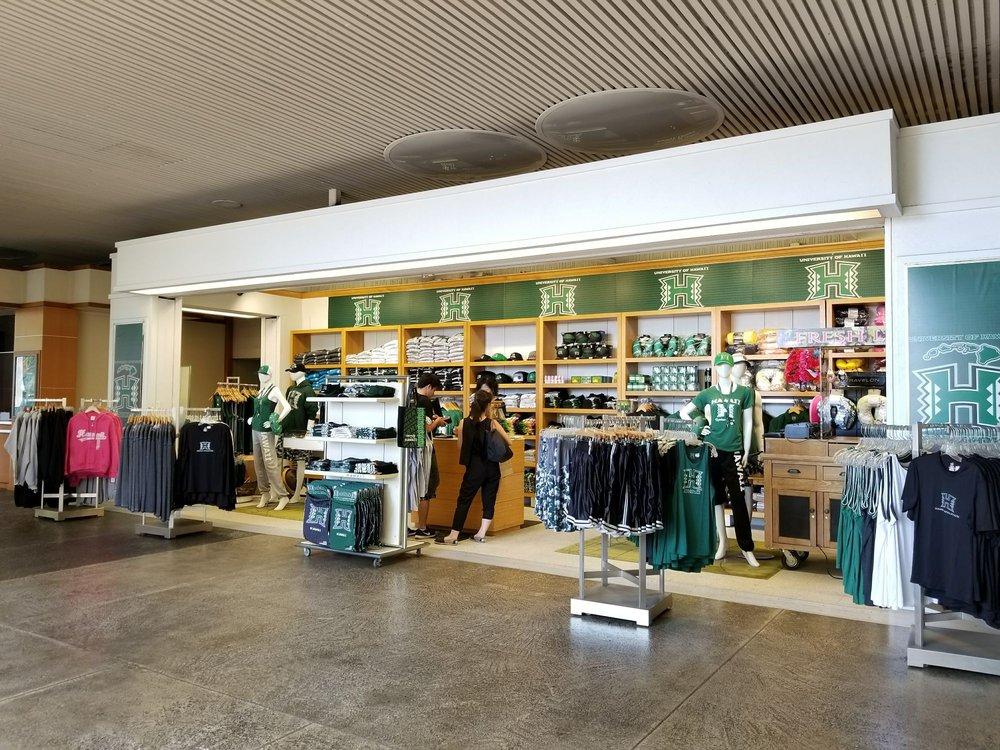 University of Hawaii Warriors Shop
