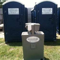 Floaters Portable Sanitation Party Equipment Rentals 1509 Faye