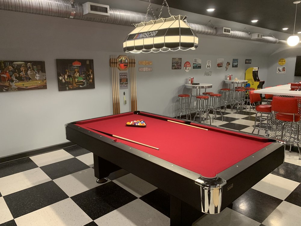 Cover Aww Pool Table Services: 905 N Queen St, Martinsburg, WV
