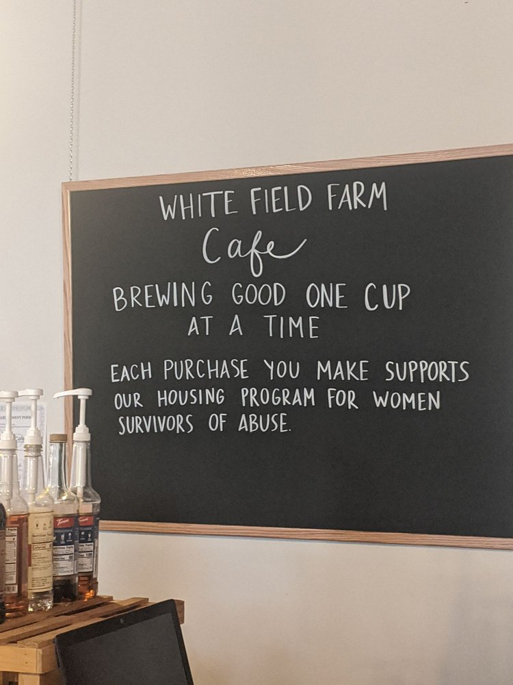 White Field Farm Cafe: 107 Howard St, Clarksville, MO