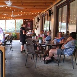 Photo Of Vinnie S Neighborhood Italian Asheville Nc United States Nice Outdoor Seating