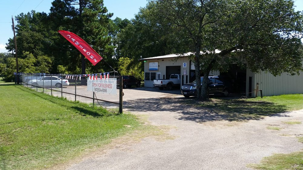 Cameron's Automotive Repair: 15841 State Hwy 31 W, West Tyler, TX