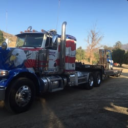 P O Of Freeway Towing Santa Clarita Ca United States Kick Truck
