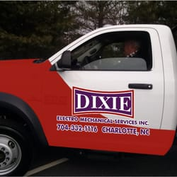 Dixie Electro Mechanical Services Auto Repair 2115 Freedom Dr Charlotte Nc Phone Number