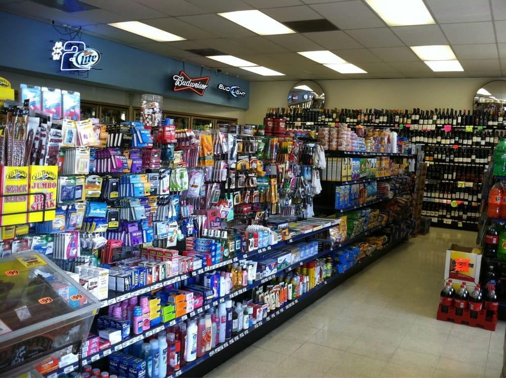Guerneville Liquor Store: 16297 Main St, Guerneville, CA