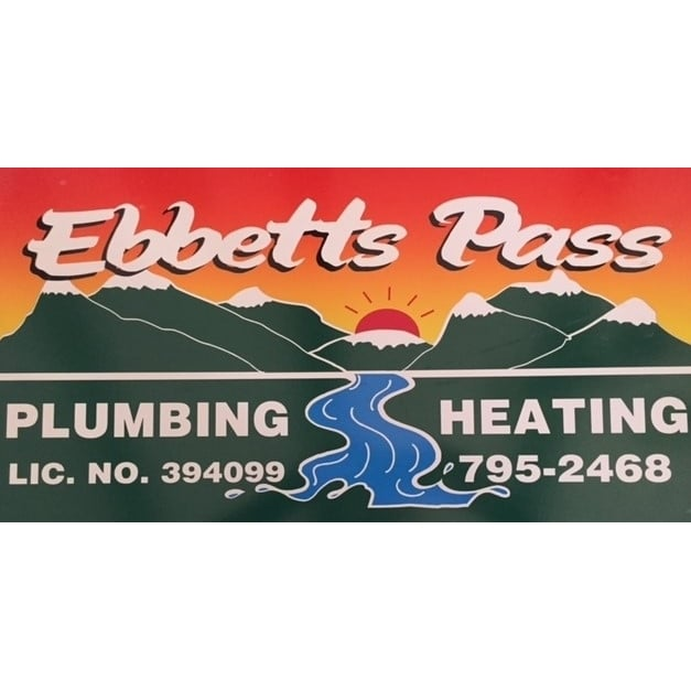 Ebbetts Pass Plumbing & Heating: 3969 Hwy 4, Camp Connell, CA