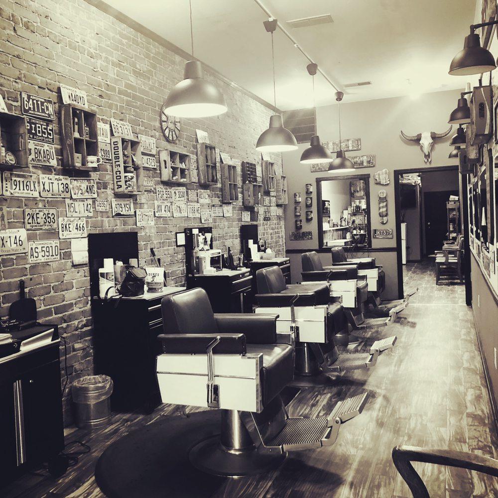 Monroe Barber Shop: 122 S Broad St, Monroe, GA