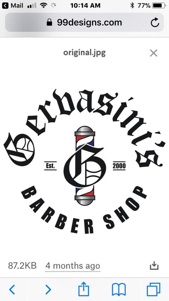 Gervasini's Barber Shop: 9 East Ave, Westerly, RI