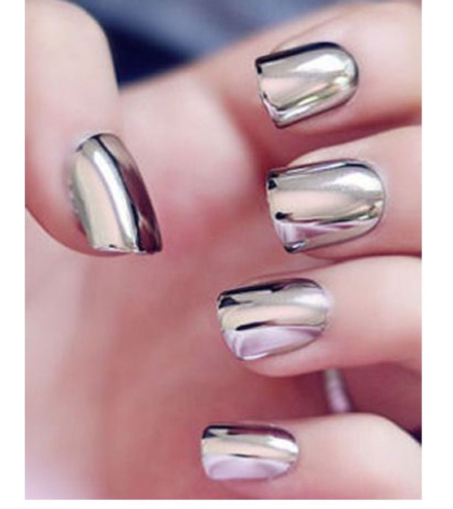 Chrome Nails Art - Yelp