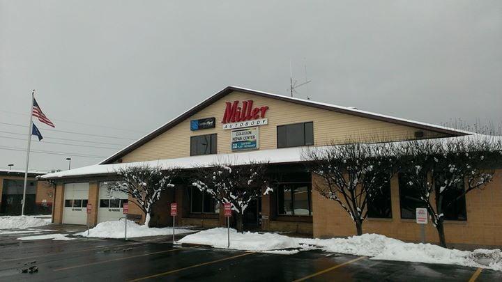 Miller Auto Body: 50 1/2 1000 N, Logan, UT