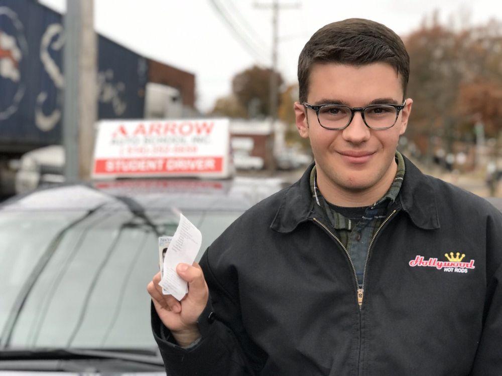 Arrow Auto School: 107 S Tyson Ave, Floral Park, NY