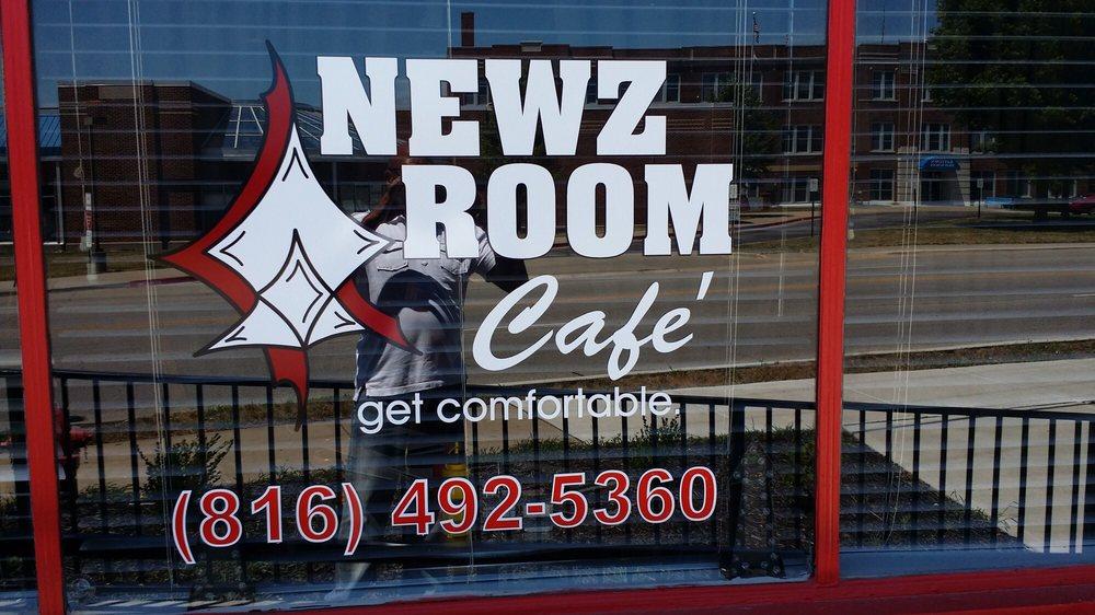 Newz Room Cafe