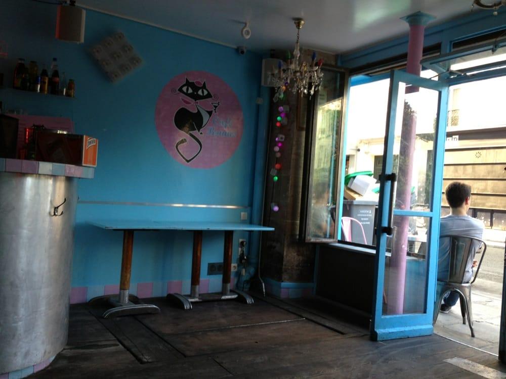 Caf Ef Bf Bd Bonnie Bar Paris