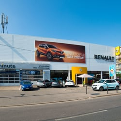 Concession renault vitry automobiles autodealers 23 for Garage volkswagen vitry sur seine