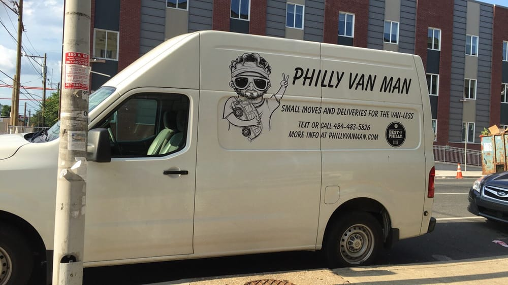 Philly Van Man Inc: Philadelphia, PA