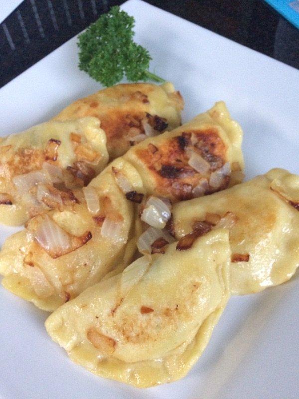 Food from Pierogies Plus