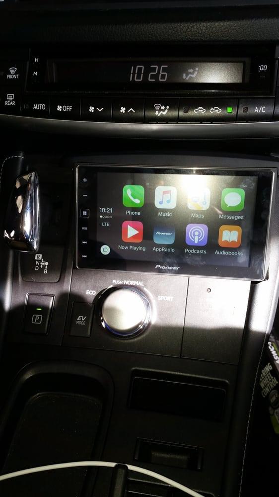 My Lexus Ct200hgreat Install With The App Radio Yelprhyelp: Lexus Ct200h Radio At Elf-jo.com