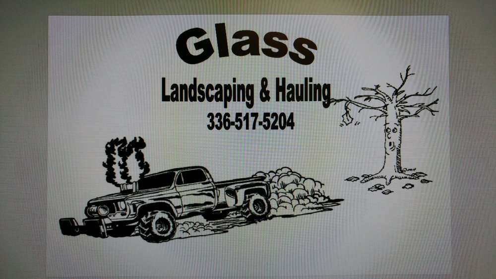 Glass Landscaping & Hauling: 3041 Glenrock Rd, Greensboro, NC